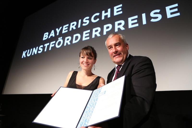 Bayerischer Kunstförderpreis 2014